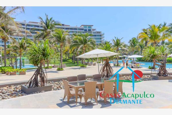 Foto de departamento en venta en avenida costera de las palmas lote h-10 la isla, playa diamante, acapulco de juárez, guerrero, 0 No. 37