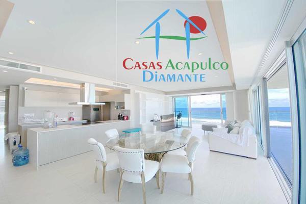 Foto de departamento en venta en avenida costera de las palmas lt h1 velera, playa diamante, acapulco de juárez, guerrero, 17641396 No. 01