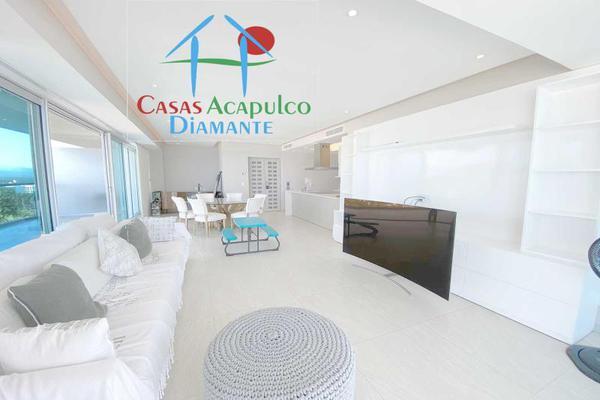 Foto de departamento en venta en avenida costera de las palmas lt h1 velera, playa diamante, acapulco de juárez, guerrero, 17641396 No. 04