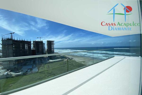 Foto de departamento en venta en avenida costera de las palmas lt h1 velera, playa diamante, acapulco de juárez, guerrero, 17641396 No. 11