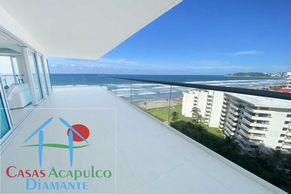 Foto de departamento en venta en avenida costera de las palmas lt h1 velera, playa diamante, acapulco de juárez, guerrero, 17641396 No. 12
