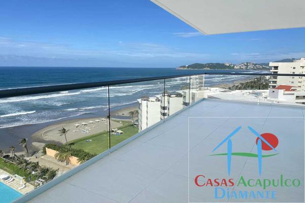 Foto de departamento en venta en avenida costera de las palmas lt h1 velera, playa diamante, acapulco de juárez, guerrero, 17641396 No. 17