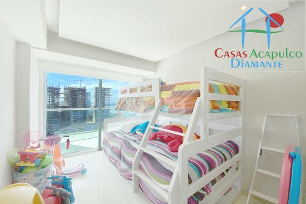 Foto de departamento en venta en avenida costera de las palmas lt h1 velera, playa diamante, acapulco de juárez, guerrero, 17641396 No. 34