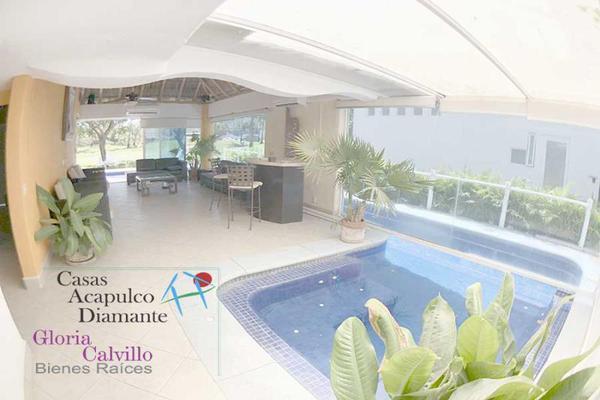 Foto de casa en venta en avenida costera de las palmas xel-ha, playa diamante, acapulco de juárez, guerrero, 18104708 No. 04