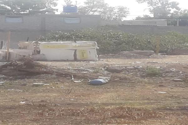 Foto de terreno industrial en renta en avenida cristo rey , san pedro, chimalhuacán, méxico, 14951729 No. 14