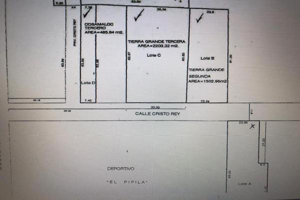 Foto de terreno industrial en renta en avenida cristo rey , san pedro, chimalhuacán, méxico, 14951729 No. 17
