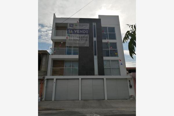 Foto de departamento en venta en avenida cristobal colón 9, lomas verdes 1a sección, naucalpan de juárez, méxico, 0 No. 01