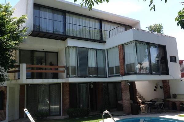 Foto de departamento en renta en avenida cuahutemoc ., cantarranas, cuernavaca, morelos, 5675431 No. 01