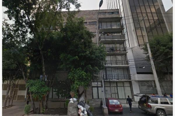Foto de departamento en venta en avenida cuauhtémoc 0, santa cruz atoyac, benito juárez, df / cdmx, 5429965 No. 01