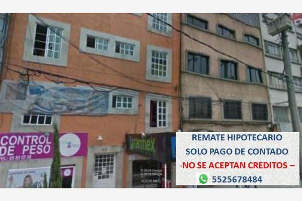 Foto de departamento en venta en avenida cuauhtemoc 1, narvarte oriente, benito juárez, df / cdmx, 6161371 No. 01