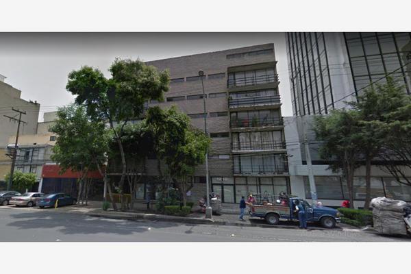Foto de departamento en venta en avenida cuauhtemoc 1218, santa cruz atoyac, benito juárez, df / cdmx, 0 No. 01