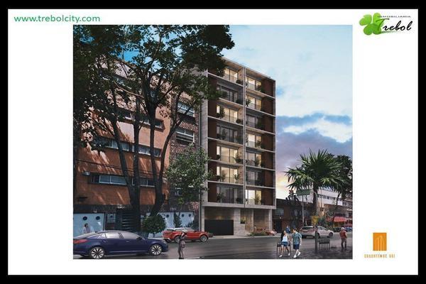 Foto de departamento en venta en avenida cuauhtemoc , narvarte poniente, benito juárez, df / cdmx, 7265016 No. 01
