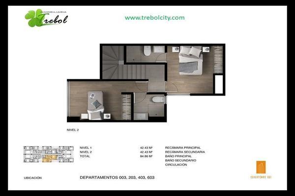 Foto de departamento en venta en avenida cuauhtemoc , narvarte poniente, benito juárez, df / cdmx, 7265016 No. 13