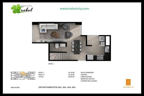 Foto de departamento en venta en avenida cuauhtemoc , narvarte poniente, benito juárez, df / cdmx, 7265016 No. 14