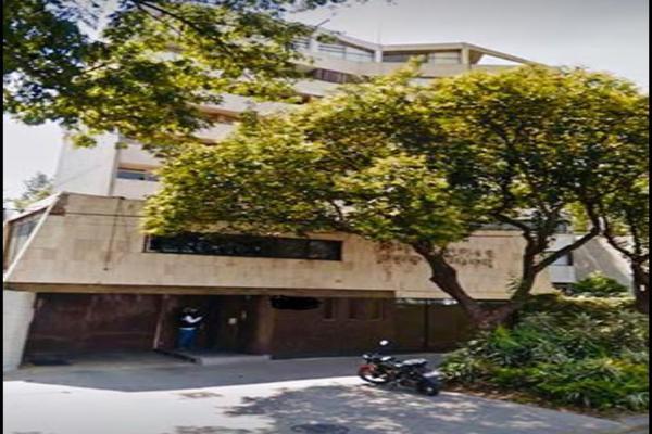Foto de edificio en venta en avenida cuauhtémoc , santa cruz atoyac, benito juárez, df / cdmx, 8175573 No. 01