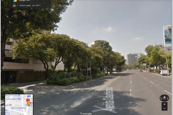 Foto de terreno habitacional en venta en avenida cuauhtémoc , santa cruz atoyac, benito juárez, df / cdmx, 5633331 No. 03