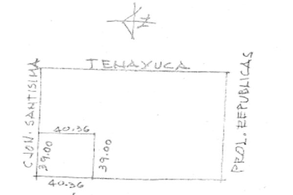 Foto de terreno habitacional en venta en avenida cuauhtémoc , santa cruz atoyac, benito juárez, df / cdmx, 5633331 No. 05