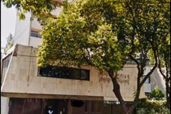 Foto de edificio en venta en avenida cuautémoc , santa cruz atoyac, benito juárez, df / cdmx, 8175573 No. 01