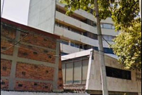 Foto de edificio en venta en avenida cuautémoc , santa cruz atoyac, benito juárez, df / cdmx, 8175573 No. 02