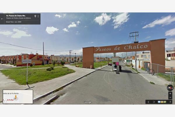 Foto de casa en venta en avenida de la fe 28, paseos de chalco, chalco, méxico, 3079237 No. 02