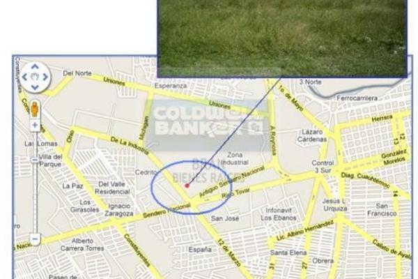 Foto de terreno habitacional en venta en avenida de la industria, manzana 49, lote 4 , quinta moros, matamoros, tamaulipas, 3360631 No. 06