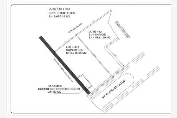Foto de terreno comercial en venta en avenida de la luz 0, cosmos (satelite), querétaro, querétaro, 18771166 No. 02