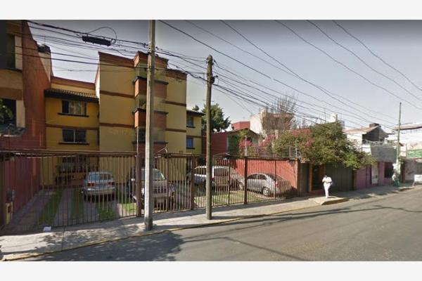 Foto de departamento en venta en avenida de la noria 17, la noria, xochimilco, df / cdmx, 5448296 No. 01