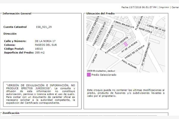 Foto de departamento en venta en avenida de la noria 17, la noria, xochimilco, df / cdmx, 5448296 No. 03