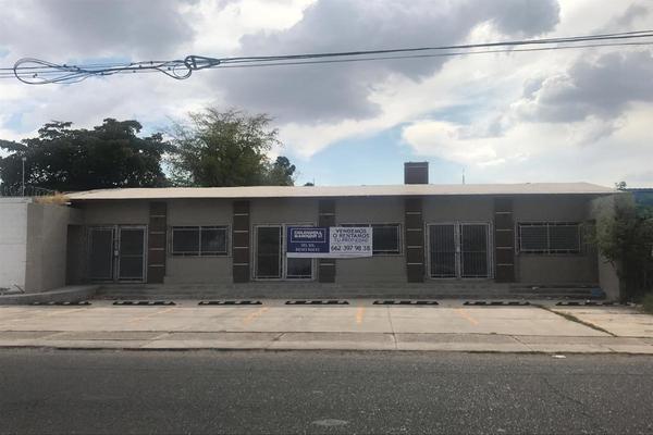Foto de local en venta en avenida de la plata , parque industrial sonora, hermosillo, sonora, 7296160 No. 01
