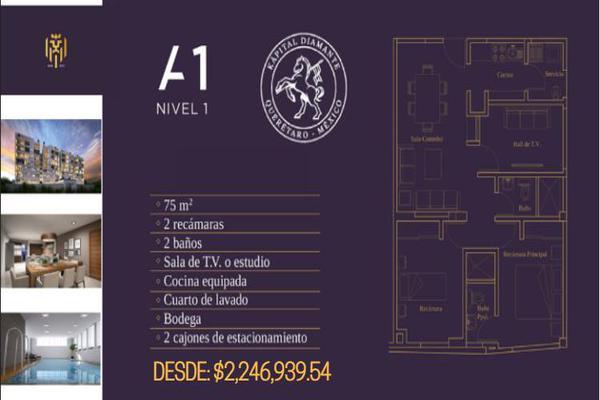 Foto de departamento en venta en avenida de la salvación , balcones coloniales, querétaro, querétaro, 10103180 No. 07
