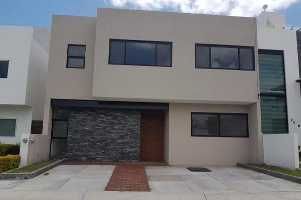 Foto de casa en venta en avenida de la vista 1, chula vista ii, querétaro, querétaro, 5442325 No. 01