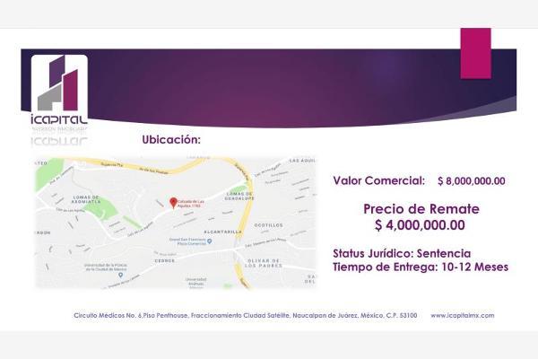Foto de casa en venta en avenida de l<as aguilas 1762, lomas de guadalupe, álvaro obregón, df / cdmx, 5962719 No. 02