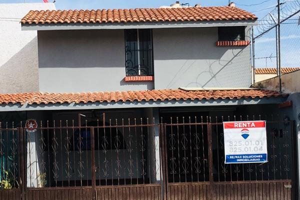 Foto de casa en renta en avenida de las artes 124, himno nacional 2a secc, san luis potosí, san luis potosí, 3415538 No. 01