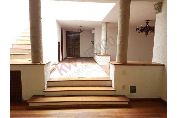 Foto de casa en renta en avenida de las flores , san lorenzo acopilco, cuajimalpa de morelos, df / cdmx, 10784723 No. 01