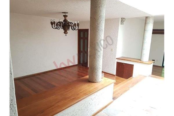 Foto de casa en renta en avenida de las flores , san lorenzo acopilco, cuajimalpa de morelos, df / cdmx, 10784723 No. 04