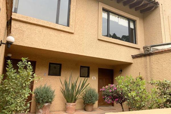 Foto de casa en venta en avenida de las flores , san lorenzo acopilco, cuajimalpa de morelos, df / cdmx, 14029458 No. 03