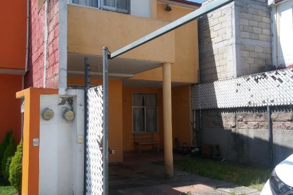 Foto de casa en venta en avenida de las partidas , los cedros 400, lerma, méxico, 14030395 No. 01