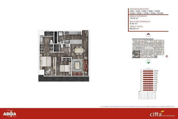 Foto de departamento en venta en avenida de las torres , torres de potrero, álvaro obregón, df / cdmx, 9912615 No. 02