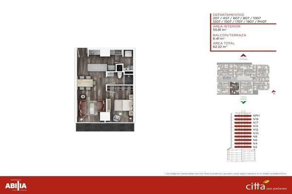 Foto de departamento en venta en avenida de las torres , torres de potrero, álvaro obregón, df / cdmx, 9912870 No. 03