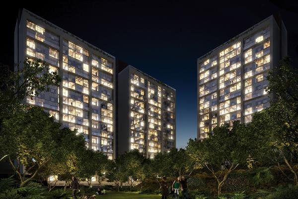 Foto de departamento en venta en  , torres de potrero, álvaro obregón, distrito federal, 3199698 No. 01