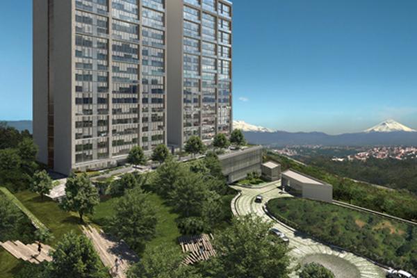 Foto de departamento en venta en  , torres de potrero, álvaro obregón, distrito federal, 3200493 No. 01