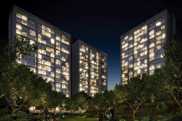 Foto de departamento en venta en  , torres de potrero, álvaro obregón, distrito federal, 3200493 No. 04
