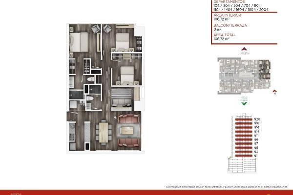Foto de departamento en venta en avenida de las torres , torres de potrero, álvaro obregón, df / cdmx, 9912240 No. 02