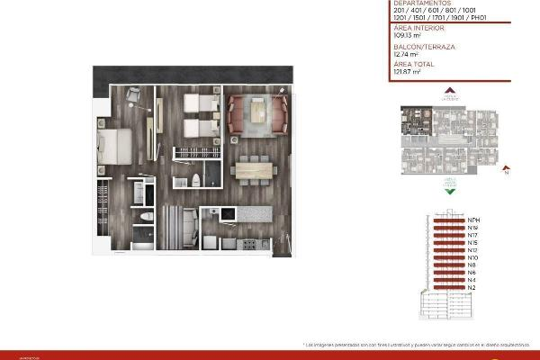 Foto de departamento en venta en avenida de las torres , torres de potrero, álvaro obregón, df / cdmx, 9913659 No. 02