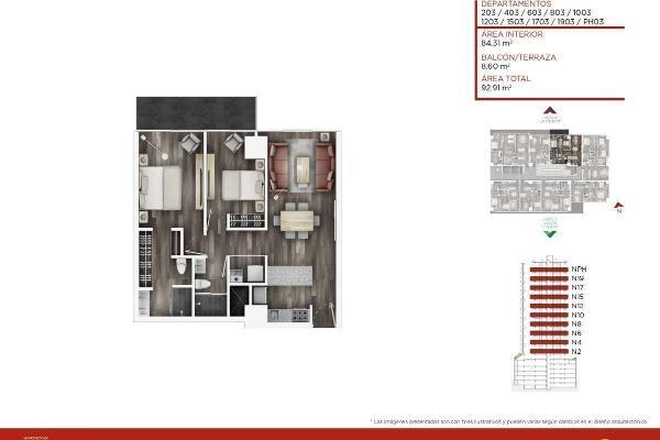 Foto de departamento en venta en avenida de las torres , torres de potrero, álvaro obregón, df / cdmx, 9913780 No. 02