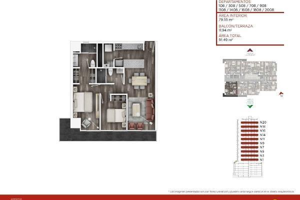 Foto de departamento en venta en avenida de las torres , torres de potrero, álvaro obregón, df / cdmx, 9917923 No. 02