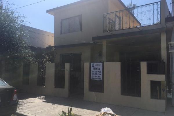 Foto de casa en venta en avenida de lindero 542, villa de san miguel, guadalupe, nuevo león, 5686202 No. 01