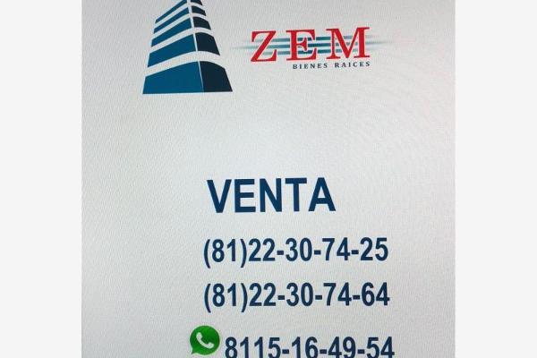 Foto de casa en venta en avenida de lindero 542, villa de san miguel, guadalupe, nuevo león, 5686202 No. 19