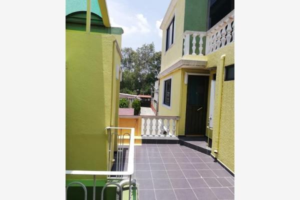 Foto de casa en renta en avenida de los barrios 18, los reyes, tlalnepantla de baz, méxico, 8898125 No. 01