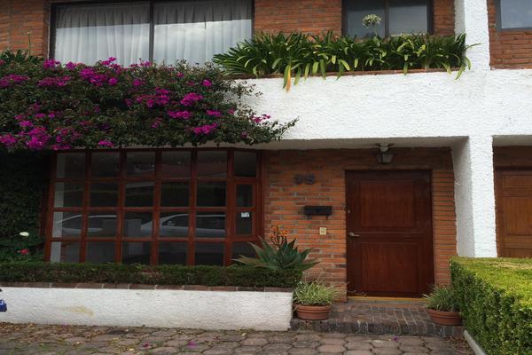 Foto de casa en venta en avenida de los cedros , el ébano, cuajimalpa de morelos, df / cdmx, 19424418 No. 03